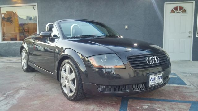 2001 Audi TT Roadster POWER TOP This sporty Audi TT Roadster is a beautiful car BRAND NEW Power s