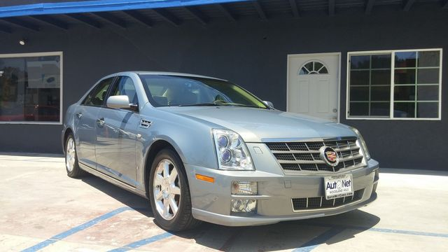 2008 Cadillac STS Luxury Package Simply Beautiful Those are the words to describe this Cadillac S