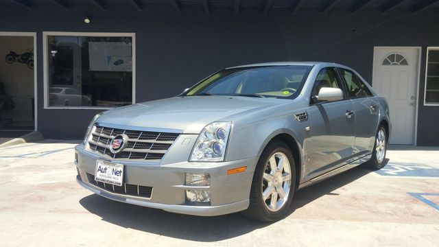 2008 Cadillac STS Luxury Package w NAVIGATION Simply Beautiful Those are the words to describe t