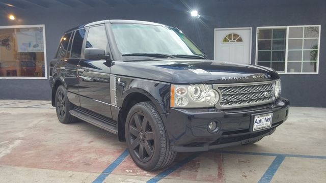 2007 Land Rover Range Rover Supercharged 4WD This Range Rover is Supercharged 4-Wheel drive and