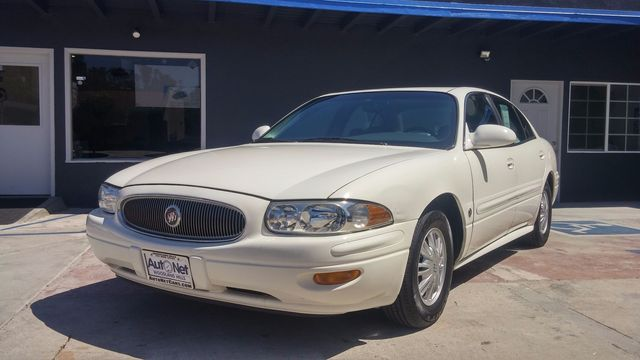 2005 Buick LeSabre Look at this fine Buick LeSabre with Low miles Clean White on Gray interior wi