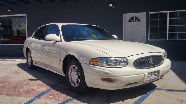 2005 Buick LeSabre Premium Look at this fine Buick LeSabre with Low miles Clean White on Gray int