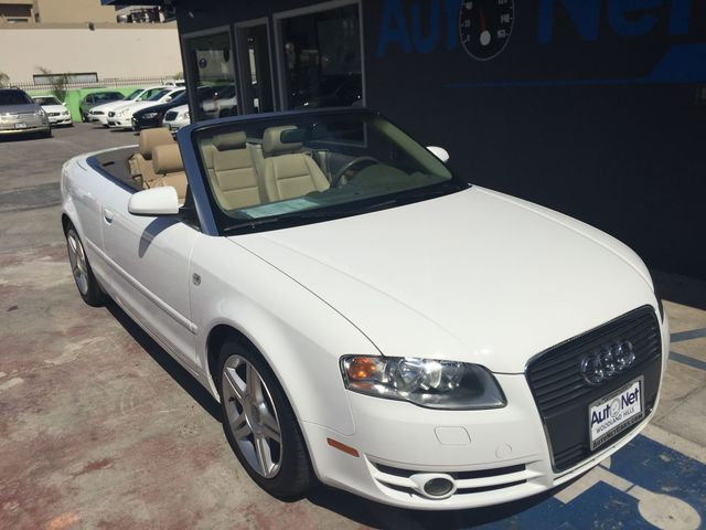 2007 Audi A4 20T Convertible One look at this 2007 Audi A4 Convertible and youll be in love Bea
