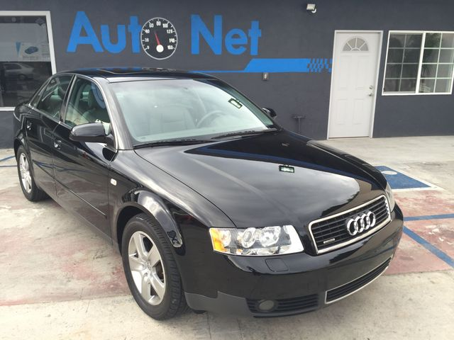 2003 Audi A4 30 Quattro Nice Look at this 2003 Audi A4 30 Quattro AWD Black on Gray LEATHER i