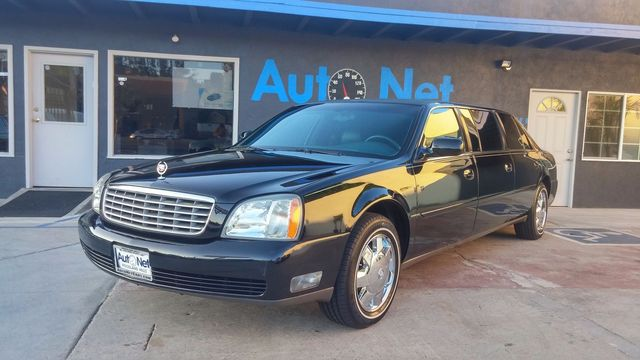 2005 Cadillac DeVille Professional Limousine Do you want to drive in style Then we have the right