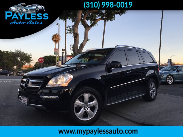 2012 Mercedes GL450 GL450 OUR 2012 MERCEDES GL450 IS SUPER CLEAN AND IT IS ONLY TWO OWNER WITH 56K