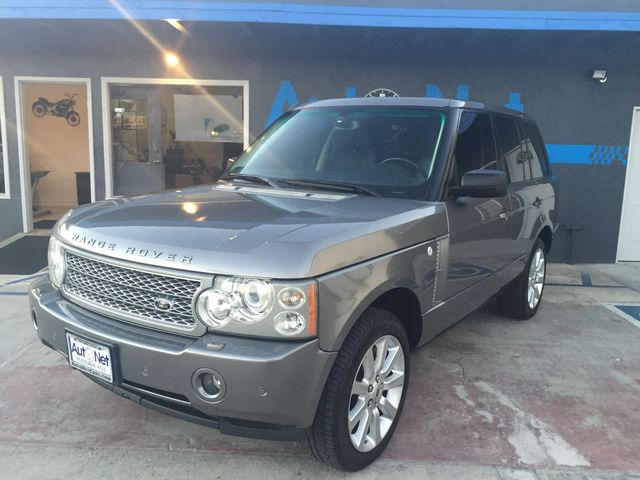 2007 Land Rover Range Rover Supercharged AWD Nice This 07 Range Rover is Supercharged and ready t
