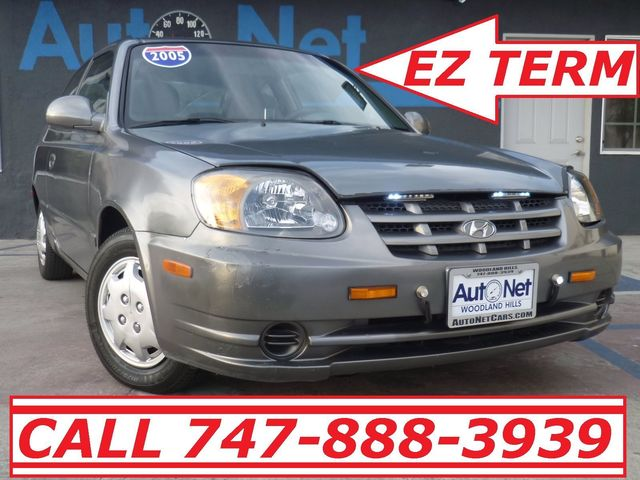 2005 Hyundai Accent GLS Are you a first time driver Are you looking for an easy to drive car with