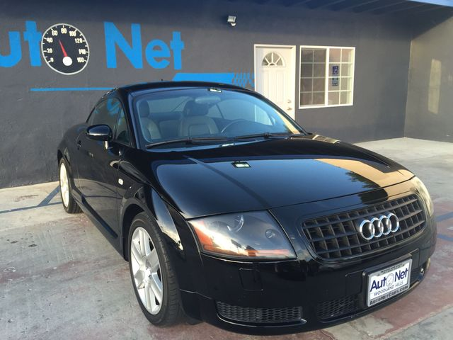 2005 Audi TT FWD 4C This Audi TT is 2 door coupe low miles and fine looking sports car This car i