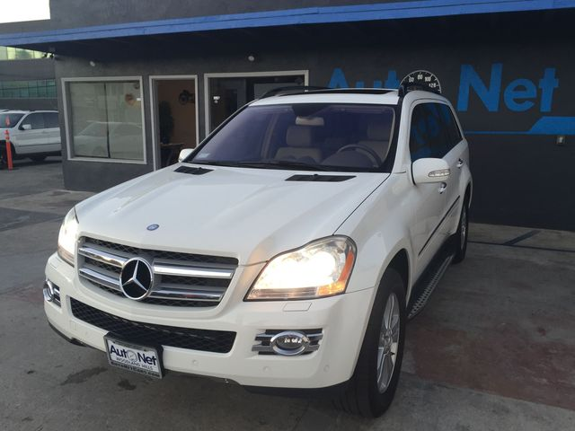 2007 Mercedes GL450 ALL WHEEL DRIVE W 3RD ROW SEATS Take a look at this All-wheel Drive beauty T