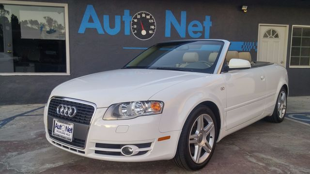2007 Audi A4 20T Convertible Premium One look at this 2007 Audi A4 Convertible and youll be in l