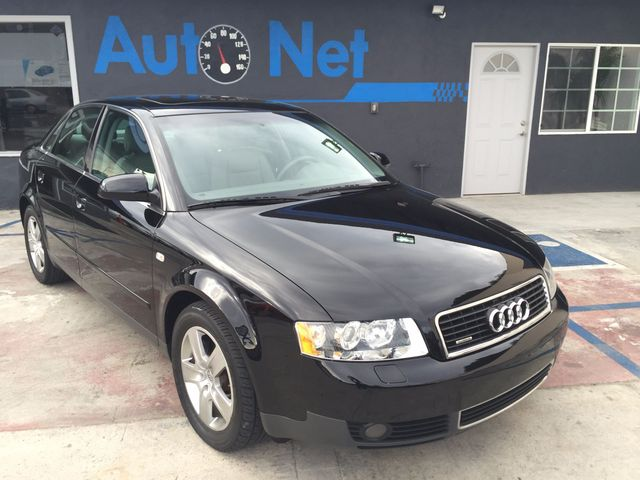 2003 Audi A4 30L QUATTRO AWD Nice Look at this 2003 Audi A4 30 Quattro AWD Black on Gray LEAT