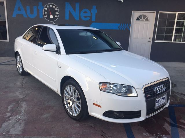 2008 Audi A4 20T S-LINE Look at this 2008 Audi A4 S-Line WHITE on Black LEATHER interior with Aut
