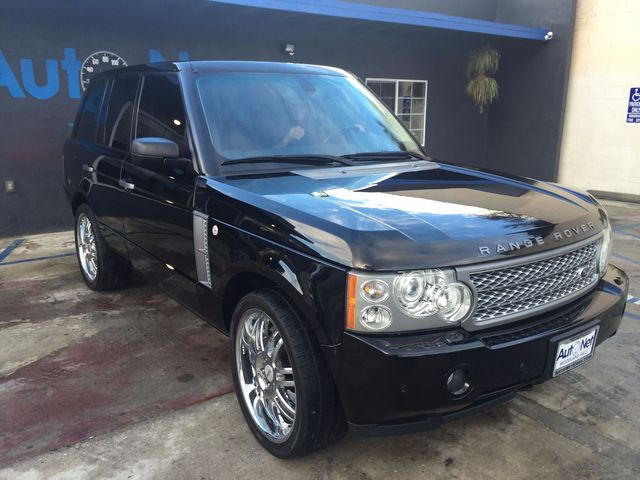 2008 Land Rover Range Rover Supercharged amp Navigatio This 08 Range Rover is Supercharged with