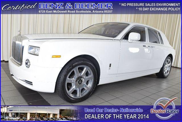Used 2011 Rolls-Royce Phantom, $225000