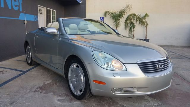 2002 Lexus SC 430 Convertible Gorgeous This Lexus SC 430 is one of the nicest hard-top convertibl