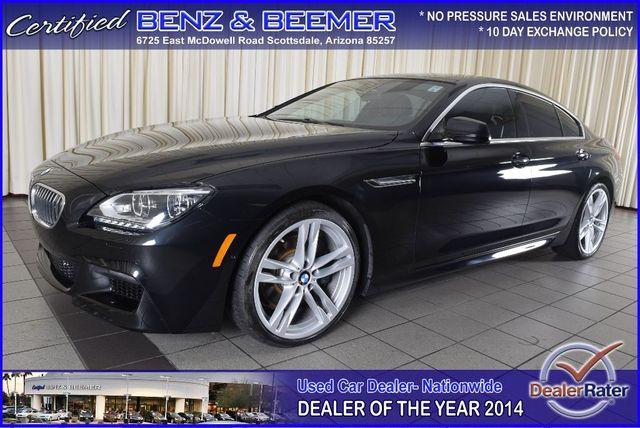 Used 2013 BMW 650, $53000