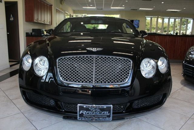2008 Bentley Continental GTC W12 TURBOCHARGED NAVIGATION A TOP OF THE LINE ULTRA LUXURY CONVE