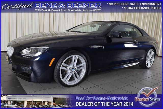 Used 2013 BMW 6 Series, $50500