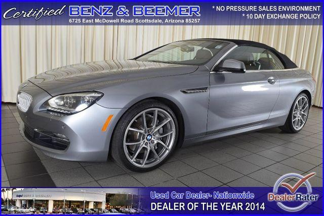 Used 2013 BMW 6 Series, $48500