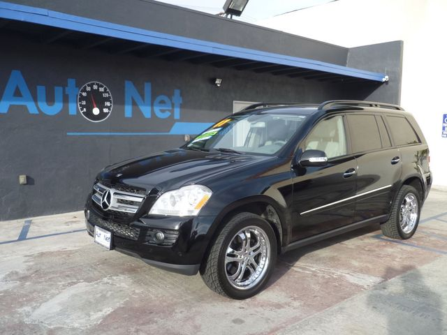 2007 Mercedes GL450 3rd row with Navigation and DVD Take a look at this All-wheel Drive beauty Th