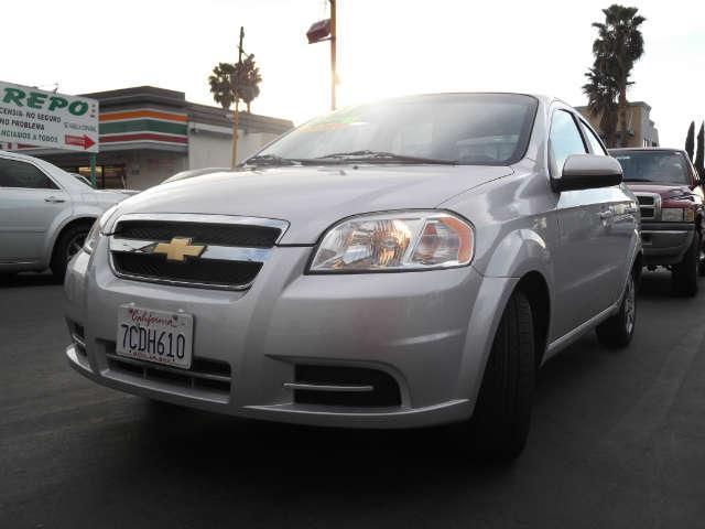 2011 Chevrolet Aveo LS we sell the repos for the banks which means the banks loss is a cheaper car