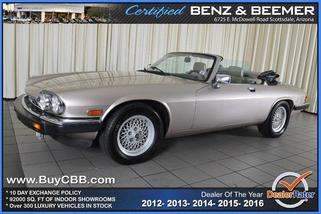 Used 1991 Jaguar XJS, $11000