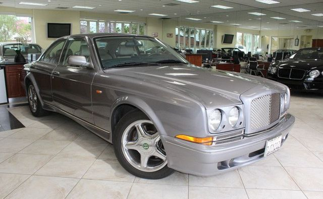 2000 Bentley Continental R Mulliner Coupe Widebody short wheel-base 420 hp Intercooled turbo 1