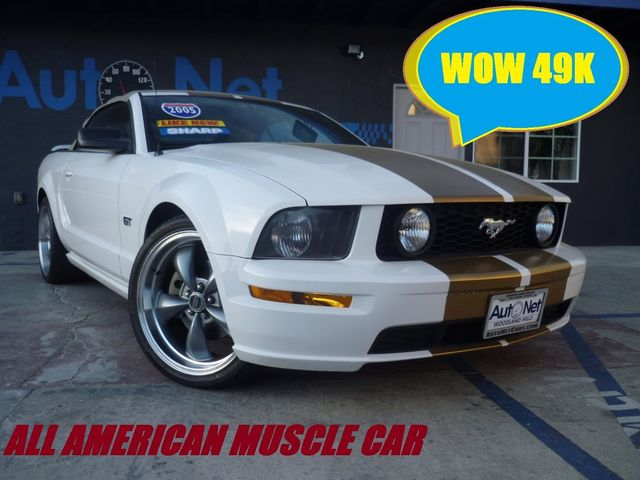 2005 Ford Mustang GT Premium Check out this Ford Mustang GT This convertible is White on Tan with