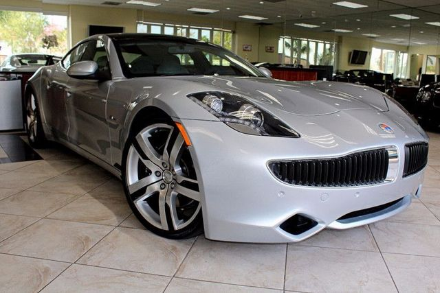 2012 Fisker Karma EcoChic ONE OF A KIND GAS AND ELECTRIC 24k miles VIN YH4K16AA6CA000721