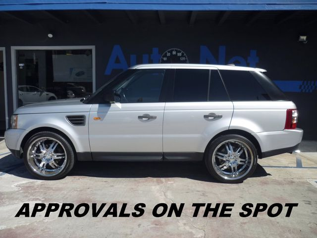 2006 Land Rover Range Rover Sport GIOVANNA 22 Take a look at this gorgeous Range Rover Sport HSE