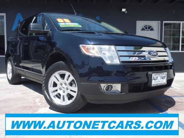 2008 Ford Edge SEL Wow This 2008 Ford Edge is in amazing condition and is beautiful This sport