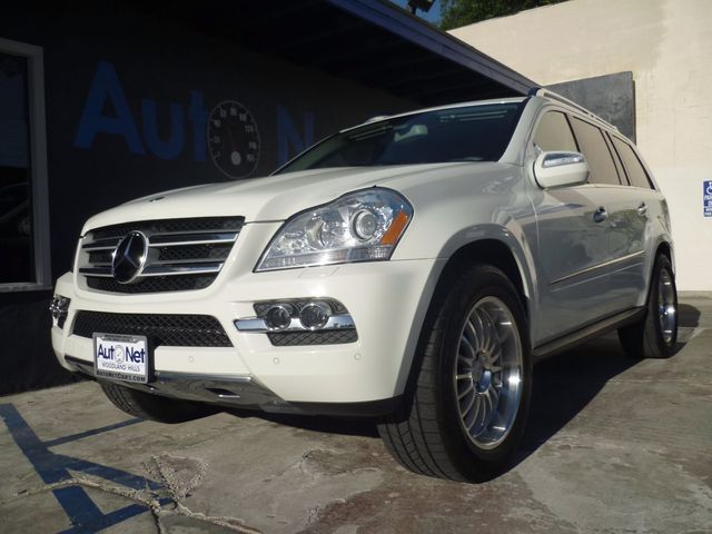 2010 Mercedes GL450 GL450 W Back up camra amp This 2010 GL450 is a true beauty White on Gray w