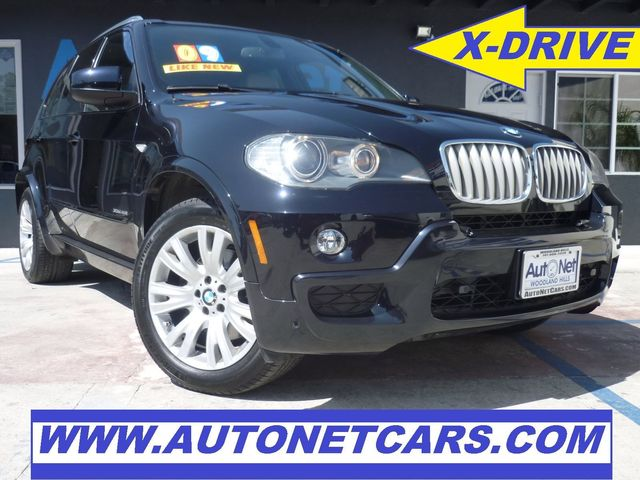 2009 BMW X5 xDrive48i 48i 4WD This BMW X5 is truly the Ultimate Driving Machine Experience LUXU