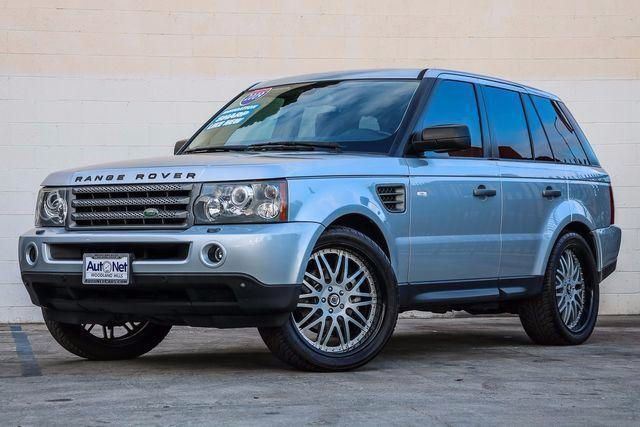 2009 Land Rover Range Rover Sport HSE LUXURY PKG amp NAVIGA Looking for a well-maintained Range