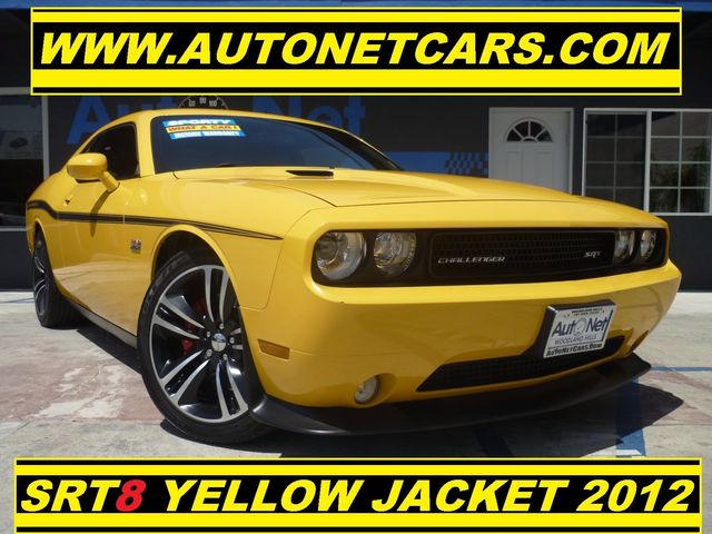 2012 Dodge Challenger Yellow Jacket  33k miles VIN 2C3CDYCJ6CH293802