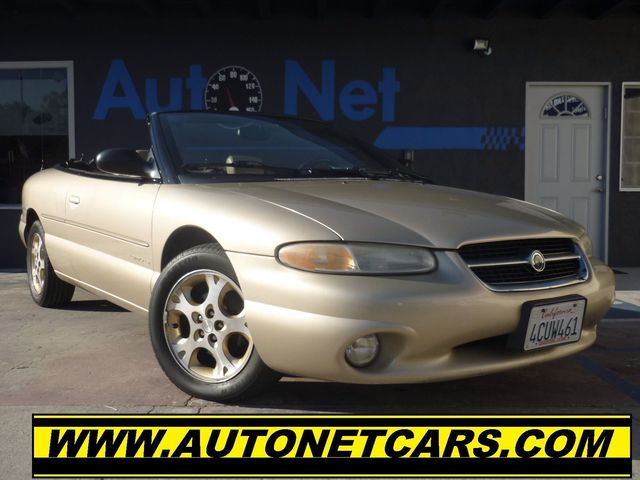 1998 Chrysler Sebring JXi This Chrysler Sebring JXI Convertible is in excellent condition Gorgeou