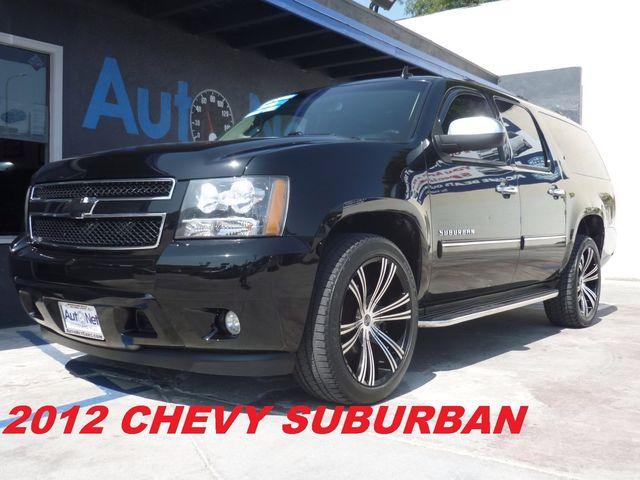 2012 Chevrolet Suburban LT  139k miles VIN 1GNSCJE05CR249612