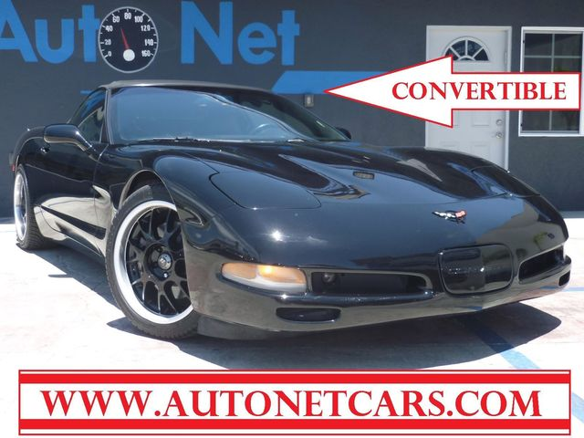1998 Chevrolet Corvette 57L V8 This 1998 C5 Corvette is the convertible for you Black on Black L