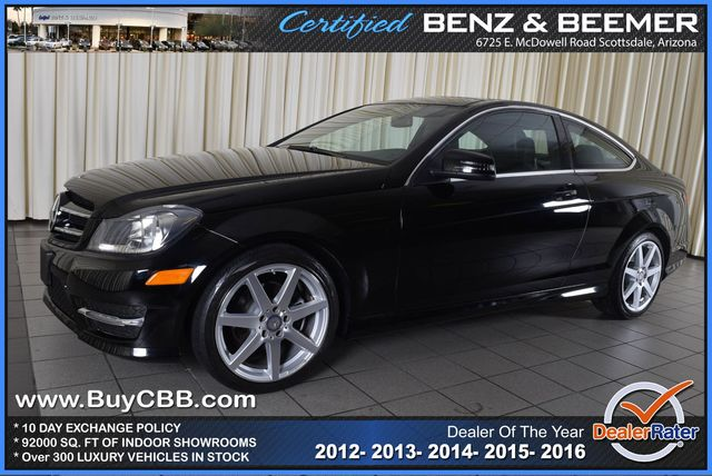 Used 2014 Mercedes-Benz C-Class, $22000