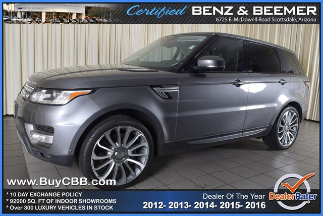 Used 2014 Land Rover Range Rover Sport, $66000