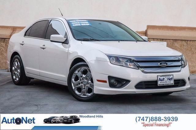 2010 Ford Fusion SE 4 CLY GAS SAVER Are you a first time driver Are you just looking for a pract