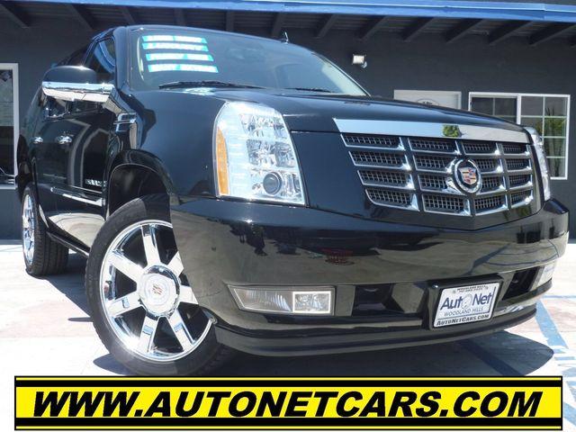 2012 Cadillac Escalade Luxury Beautiful This 2012 Cadillac Escalade Platinum is the luxury SUV
