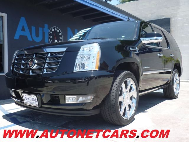 2012 Cadillac Escalade Luxury Beautiful This 2012 Cadillac Escalade Platinum is the luxury SUV