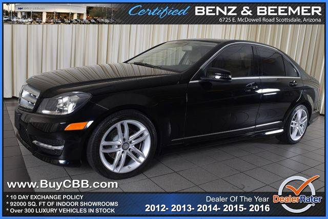 Used 2013 Mercedes-Benz C-Class, $17000