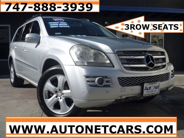 2007 Mercedes GL-Class Back up camera WE WELCOME EVERYONE All of our cars have a Carfax report W