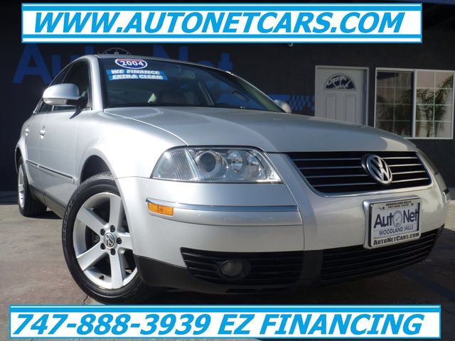2004 Volkswagen Passat GLX 4Motion all-wheel drive This VW Passat GLX is in AMAZING condition It