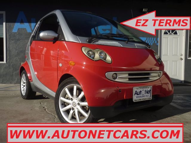 2004 Smart PASSION CONVERTIBLE 07L 2004 Smart PASSION CONVERTIBLE with 78 K Miles excellent gas m