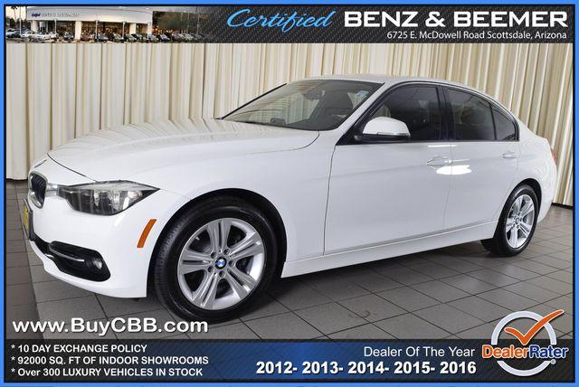 Used 2016 BMW 3 Series, $30000