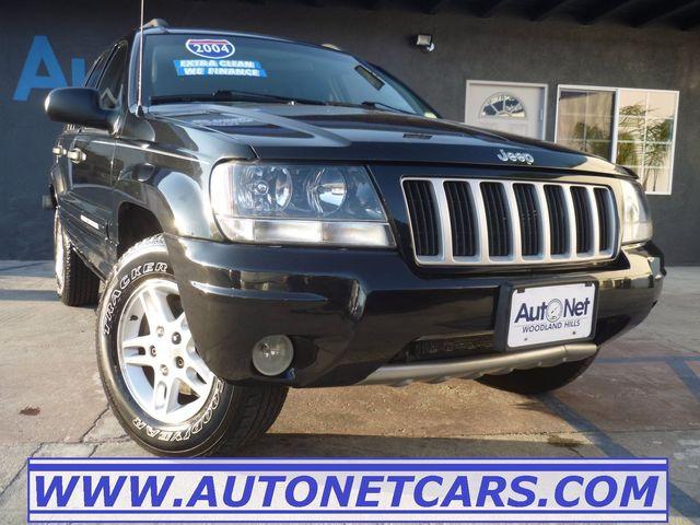 2004 Jeep Grand Cherokee LAREDO QUADRA DRIVE II 4X4 SPECI Whoa This Jeep Grand Cherokee Limited i